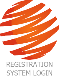 Registration system logo